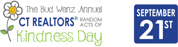Bud Wenz Random Acts of Kindness Day Logo - September 21