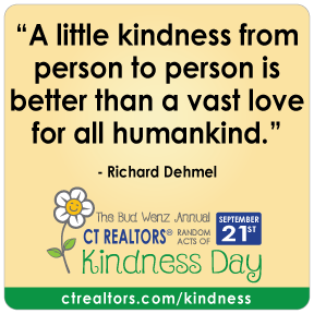 A little kindness from person to person is better than a vast live for all humankind.