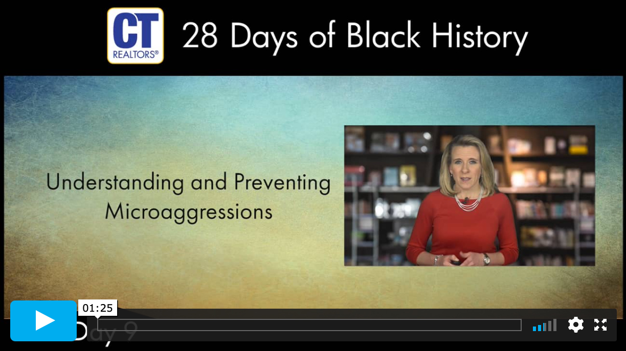 Video Thumbnail - Black History Day 9 - Microagressions