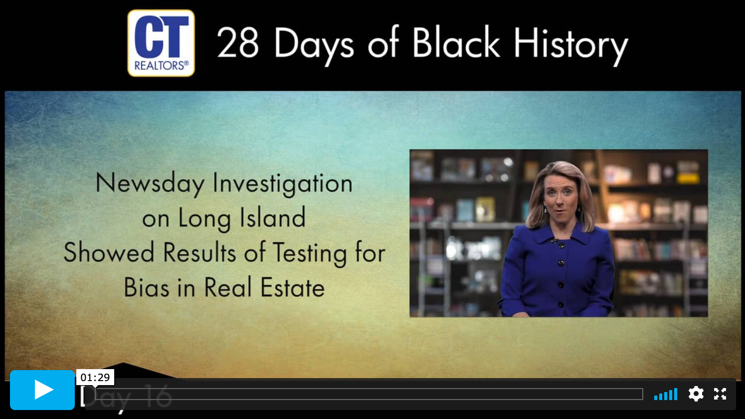 Video - 28 Days of Black History Day 16