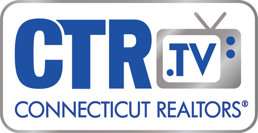 Logo for CT REALTORS TV